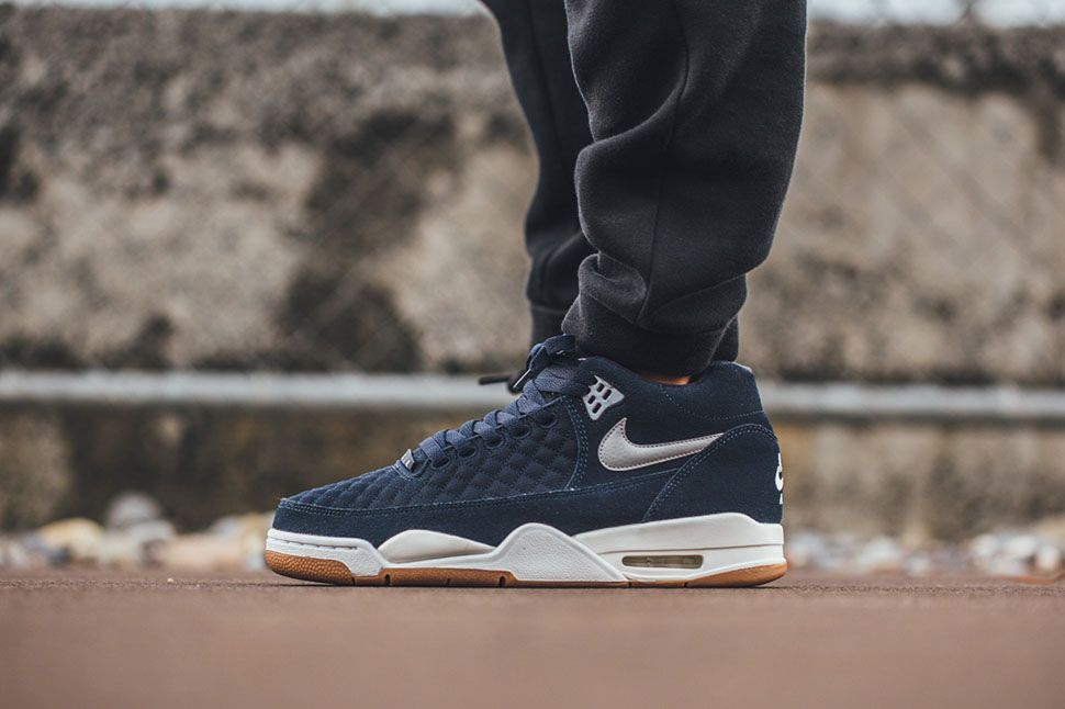 The Nike Air Flight Squad has been done justice with this
