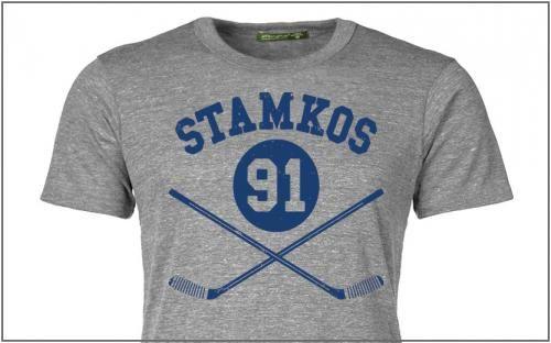 01ec20f9 Stamkos 91 Vintage multi thread T Shirt #TampaBay #Lightning ...