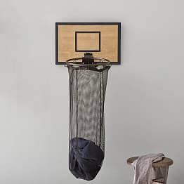 Ice Cream Cone Hamper In 2020 Basketball Hoop Laundry Hamper Pottery Barn Kids Backpack