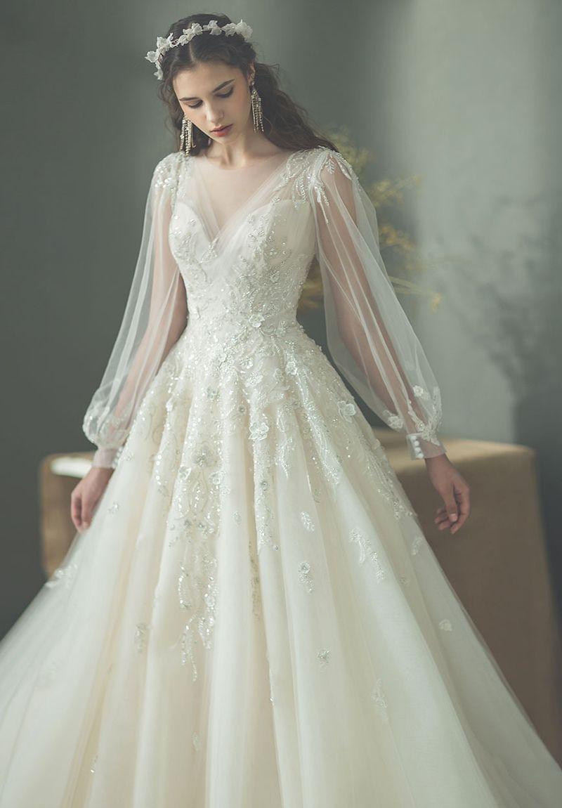 Photo of +17 Barnyard Wedding Dresses To Inspire Any Bride – strickendesign.com