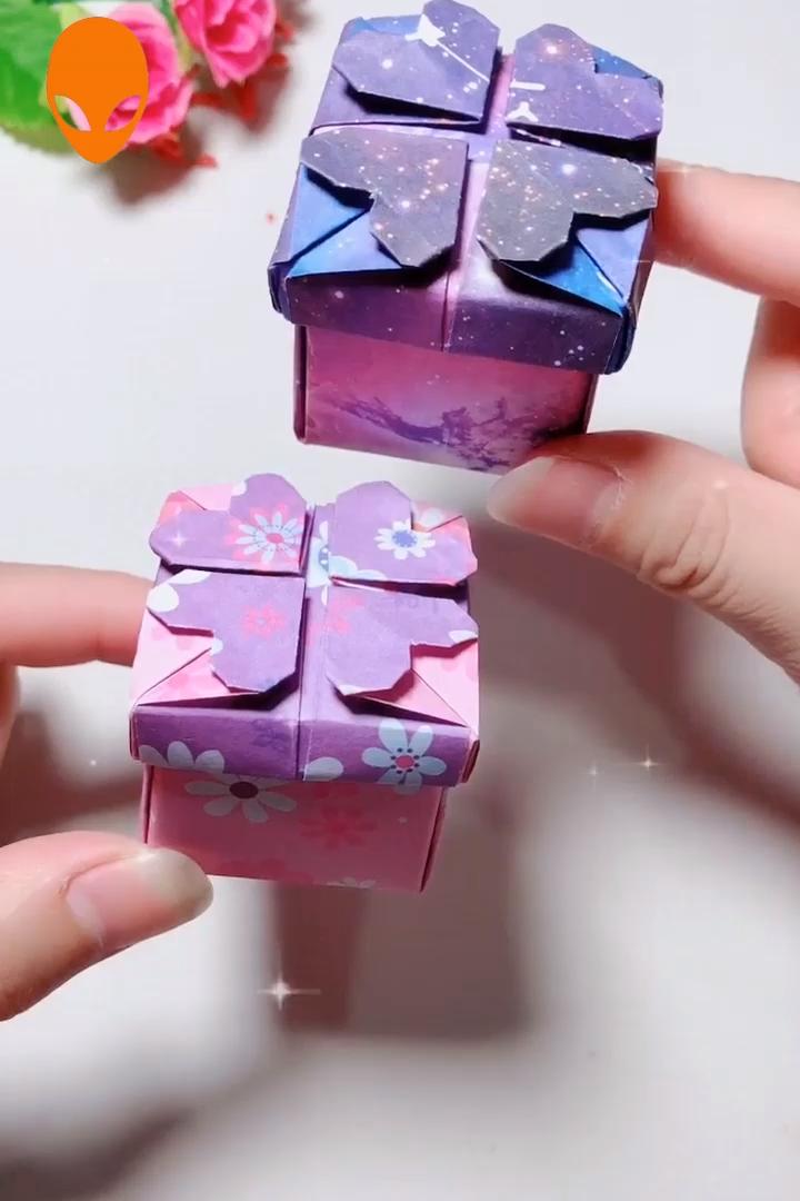 Photo of #DIY #Friends #fun #Origami #Part #Surprise
