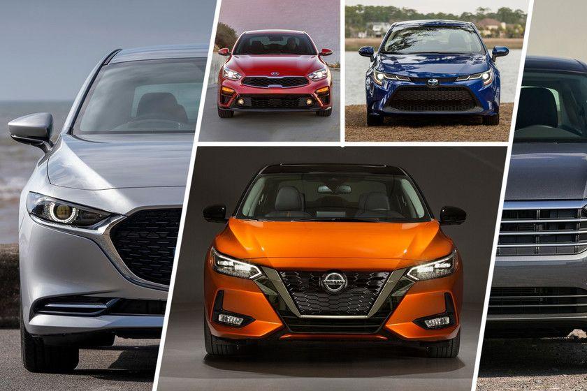 Nissan Sentra 2020 Vs  Sus Rivales  Comparamos Cada