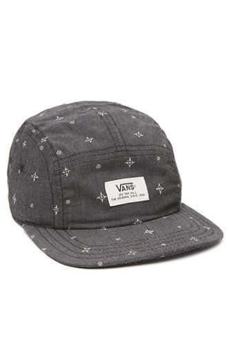 9b119e7052a Vans Davis 5 Panel Camper Hat at PacSun.com