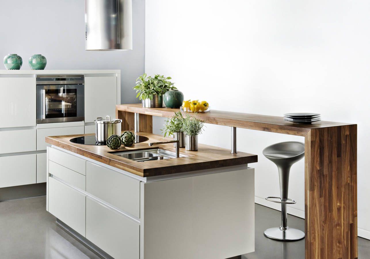 Ilot De Cuisine Decouvrez Notre Selection Elle Decoration Ilot Cuisine Cuisines Design Cuisine Darty