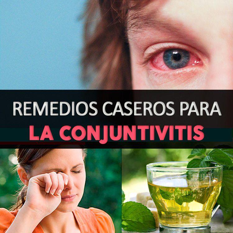 remedios caseros para la infección ocular