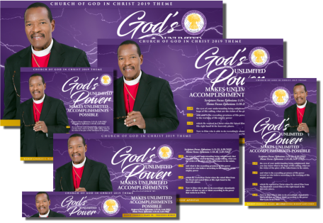 2019 COGIC Theme | Church Of God In Christ | DOWNLOAD THE