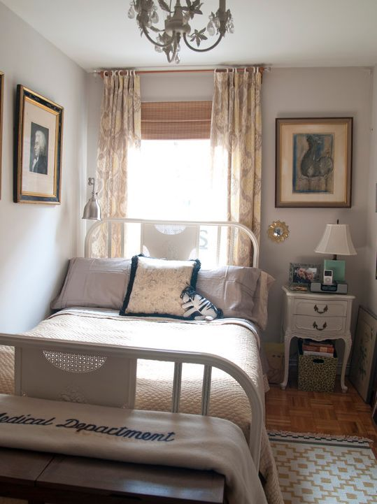 10 Small Country Style Bedrooms You Will Love Small Guest Bedroom Small Bedroom Interior Small Bedroom Decor