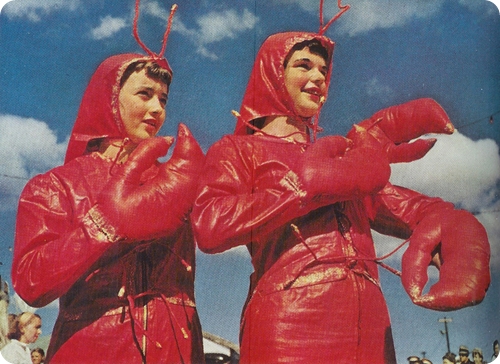 Lobster festival from national geographic archives
