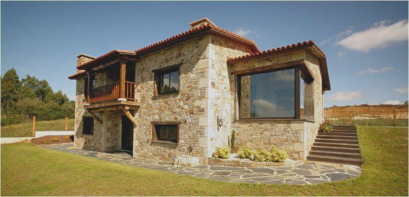 Construcciones Rústicas Gallegas   Casas Rústicas De Piedra  Inicio  #casasrusticasdepiedra