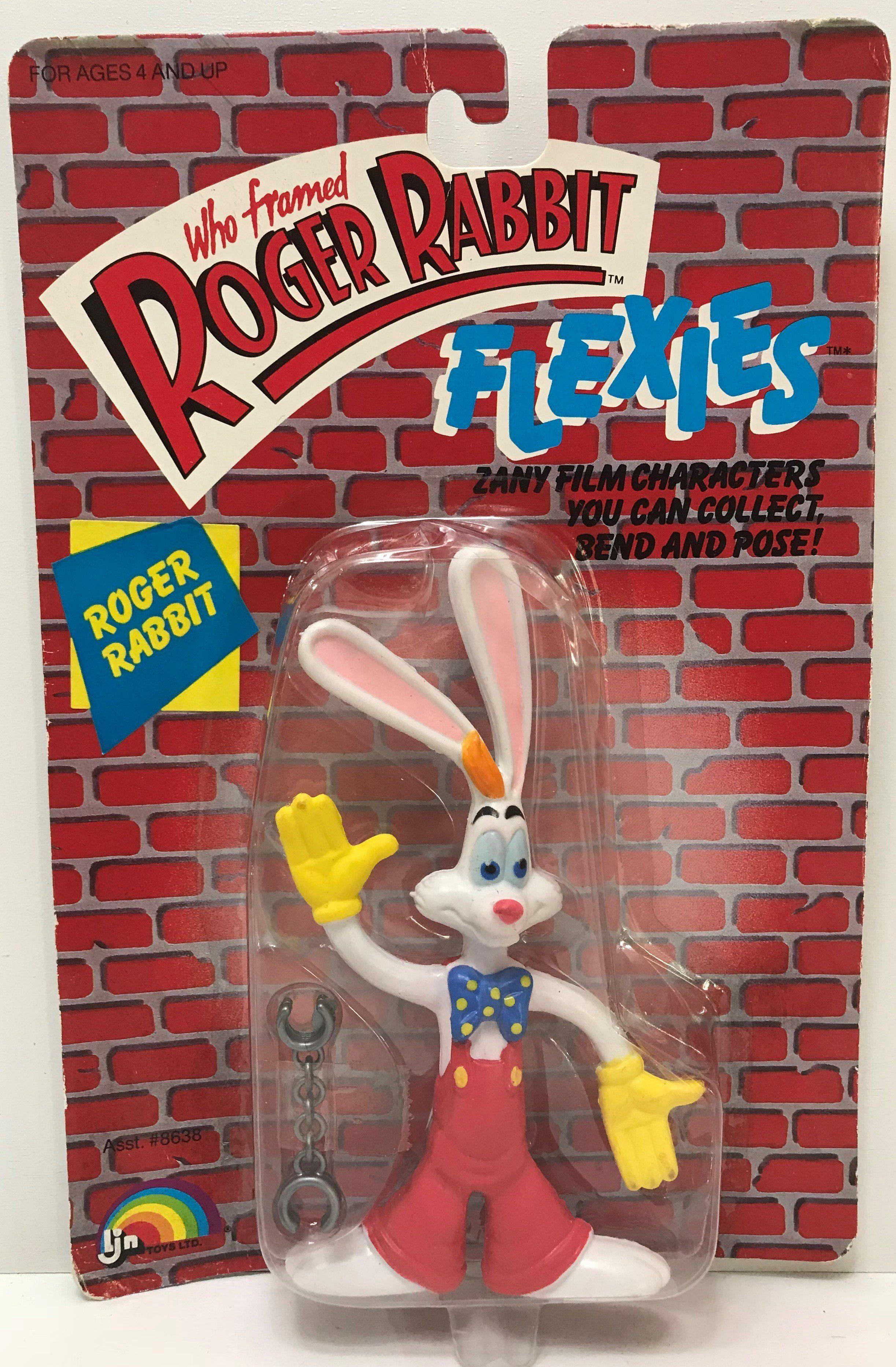 TAS038956 - 1988 LJN Toys - Who Framed Roger Rabbit - Roger Rabbit ...