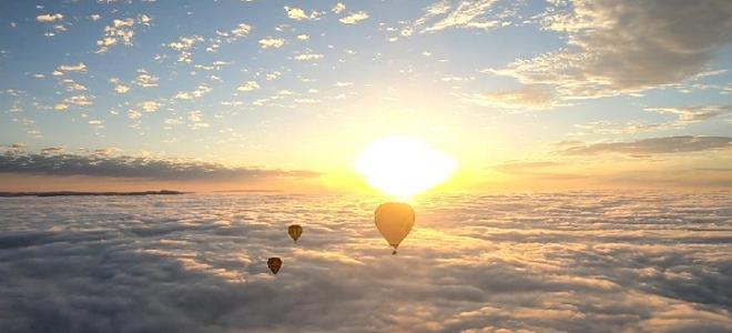 Balloon Flight Over Yarra Balloon