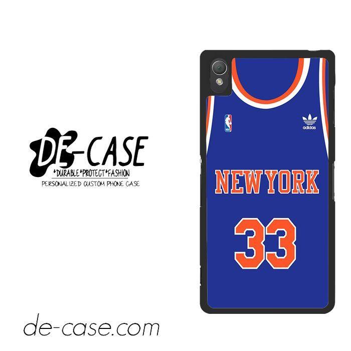 Newyork Knicks Basketball Jersey For Sony Xperia Z3 Case Phone Case Gift Present YO