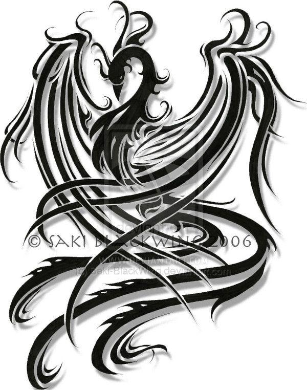 fotos phoenix tattoos designs and ideas page 14 tattoo. Black Bedroom Furniture Sets. Home Design Ideas