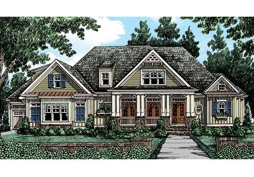 Home Plans And House Plans By Frank Betz Associates Craftsman Style House Plans Craftsman House Plans House Plans