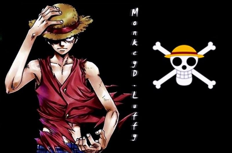 Anime Wallpaper Luffy One Piece