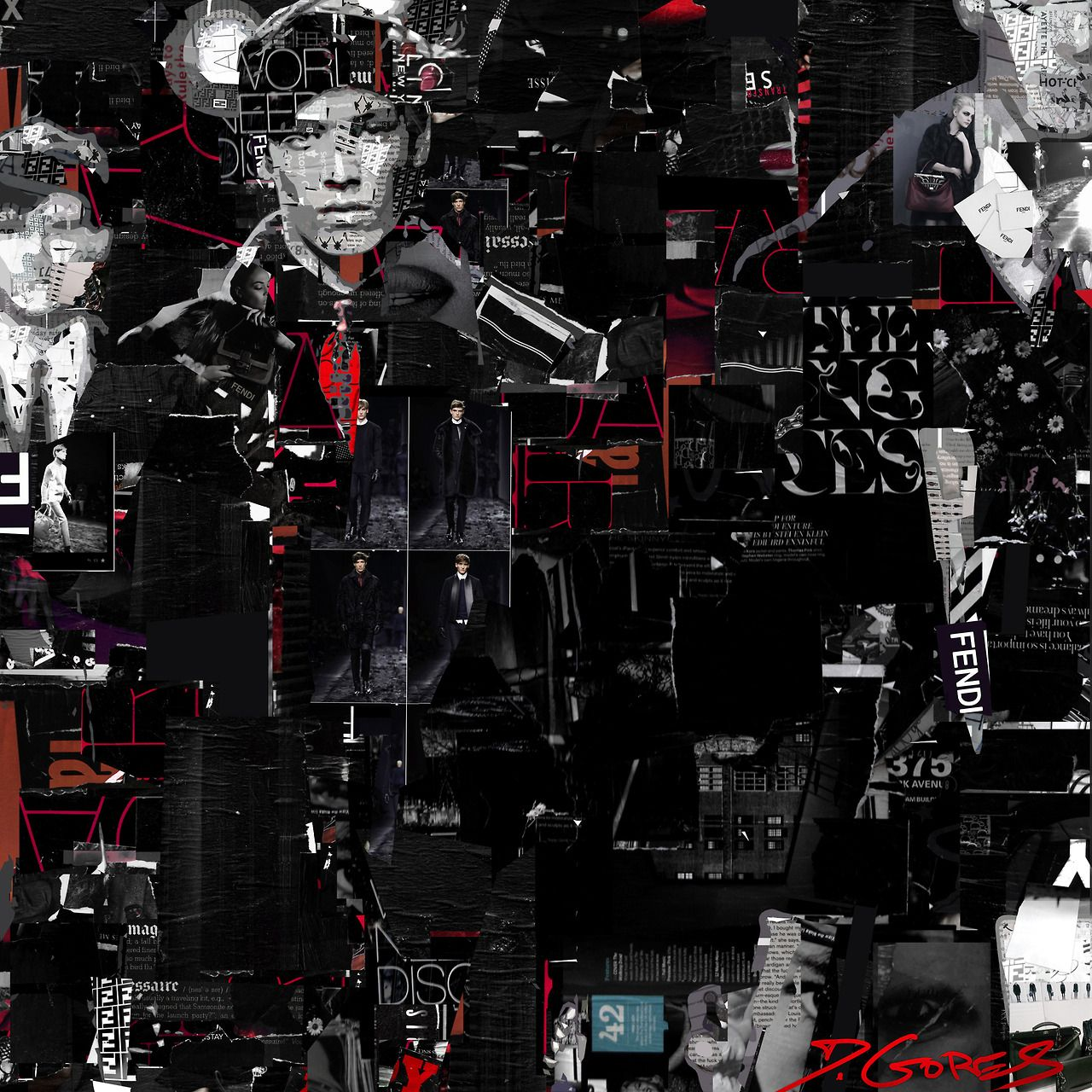 Fendi by Derek Gores