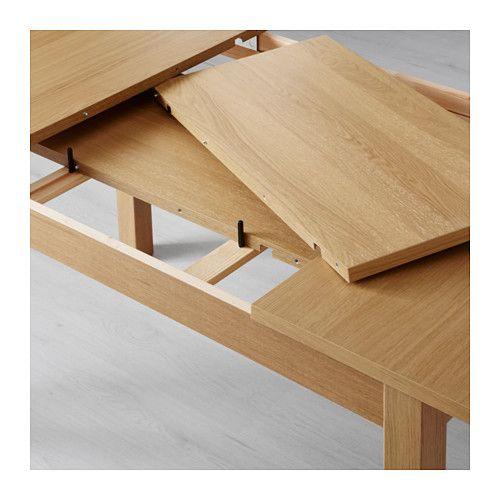BJURSTA Mesa extensible - IKEA | Valentin | Pinterest | Mesas ...