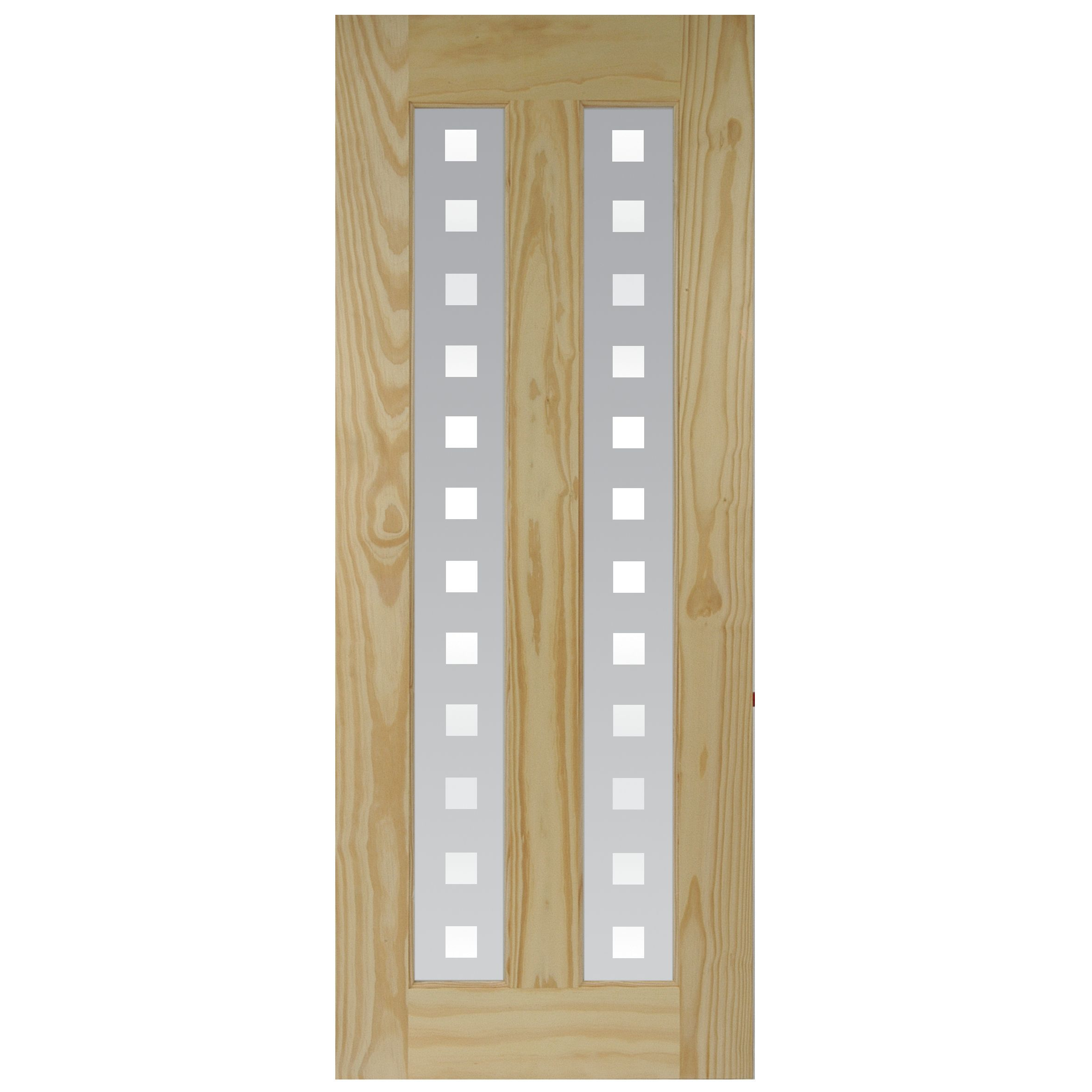 Vertical 2 Panel Clear Pine Glazed Internal Door - Bu0026Q for all your home and garden supplies and advice on all the latest DIY trends  sc 1 st  Pinterest & Vertical 2 Panel Clear Pine Glazed Internal Standard Door (H ... pezcame.com