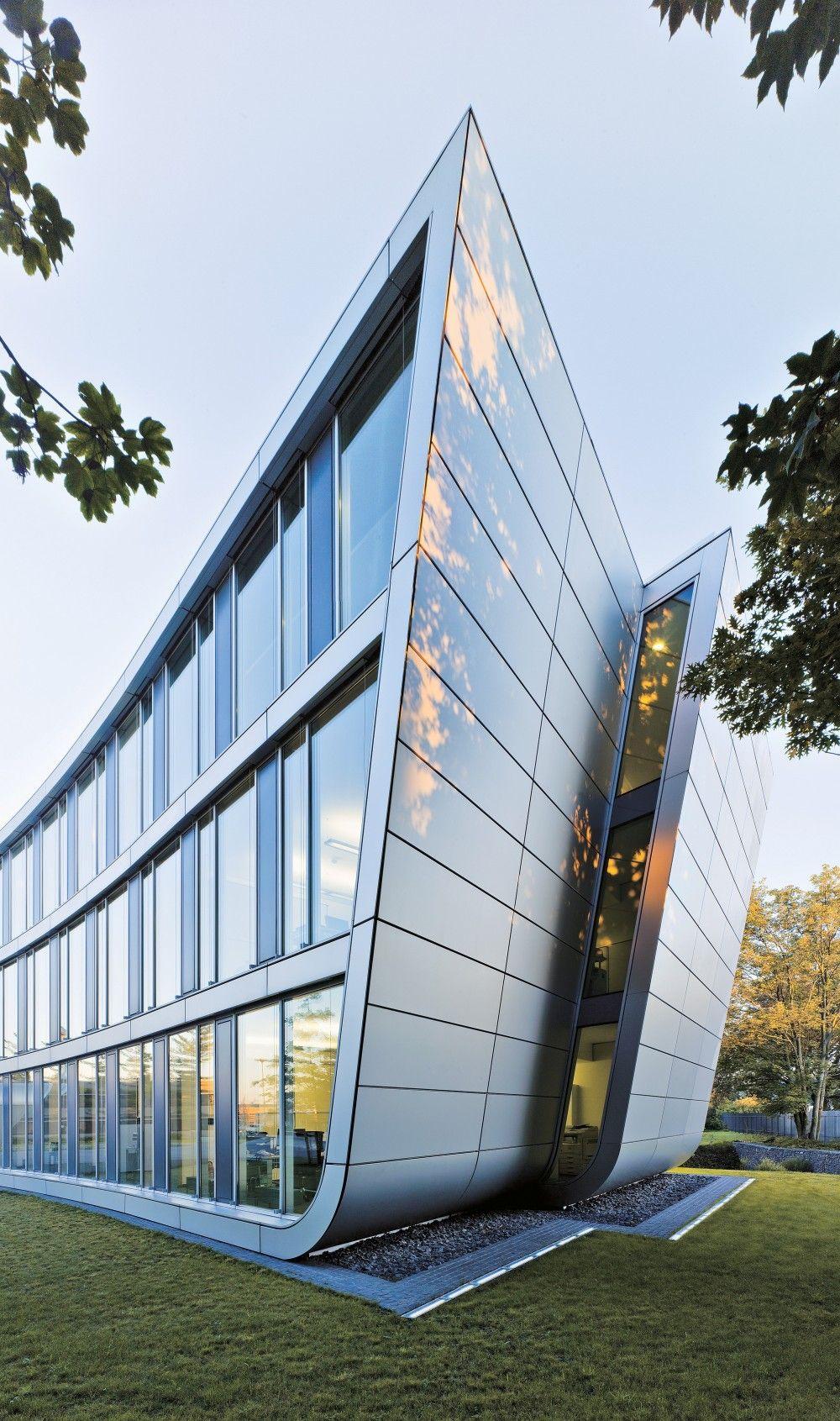 Galer a de wye eike becker architekten 8 urbanism architektur moderne architektur und - Futuristische architektur ...