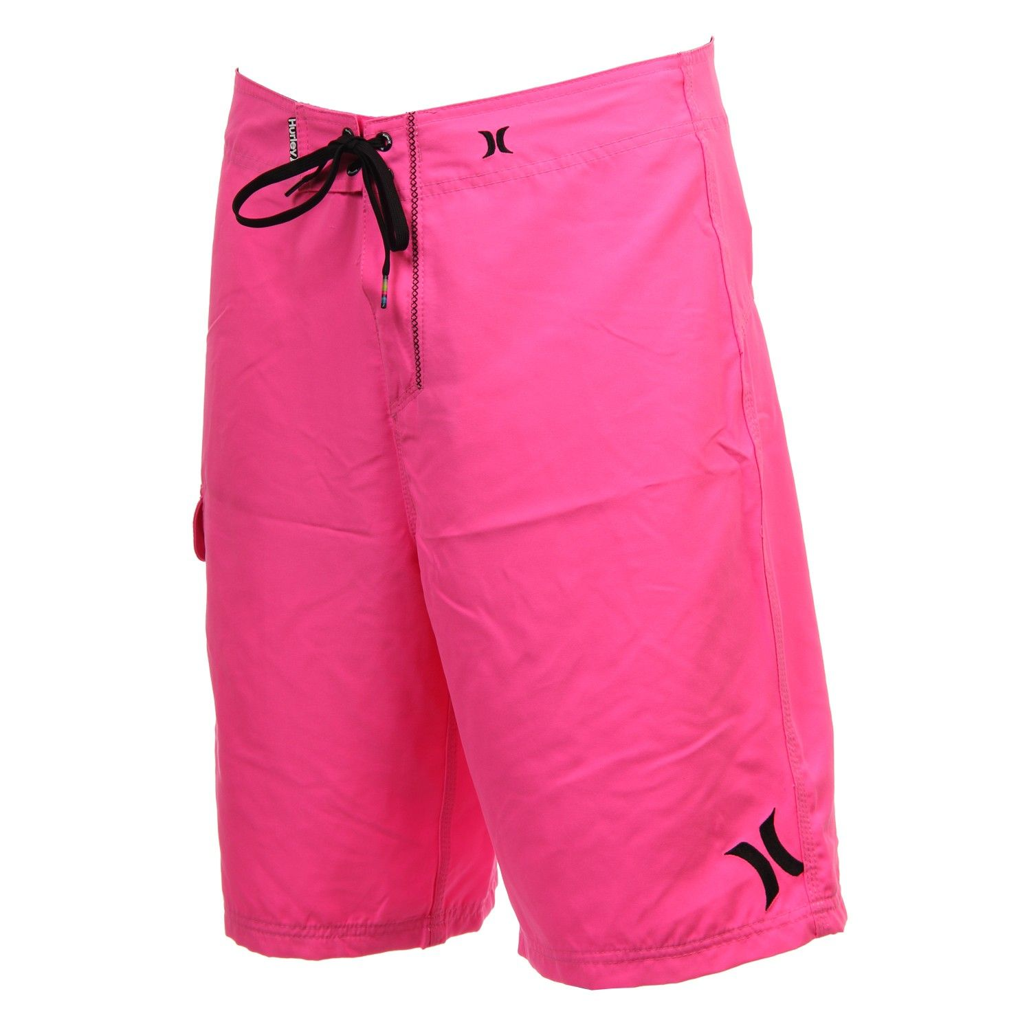 Hurley Mens Boardshorts One   Only Neon Pink  f71303b27f7
