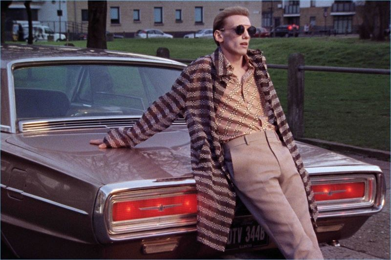 3a3d7fc5f9 Discovering Me  Jamie Campbell Bower Stars in Fendi Eyewear Campaign ...