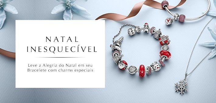 Natal - Pandora Joias