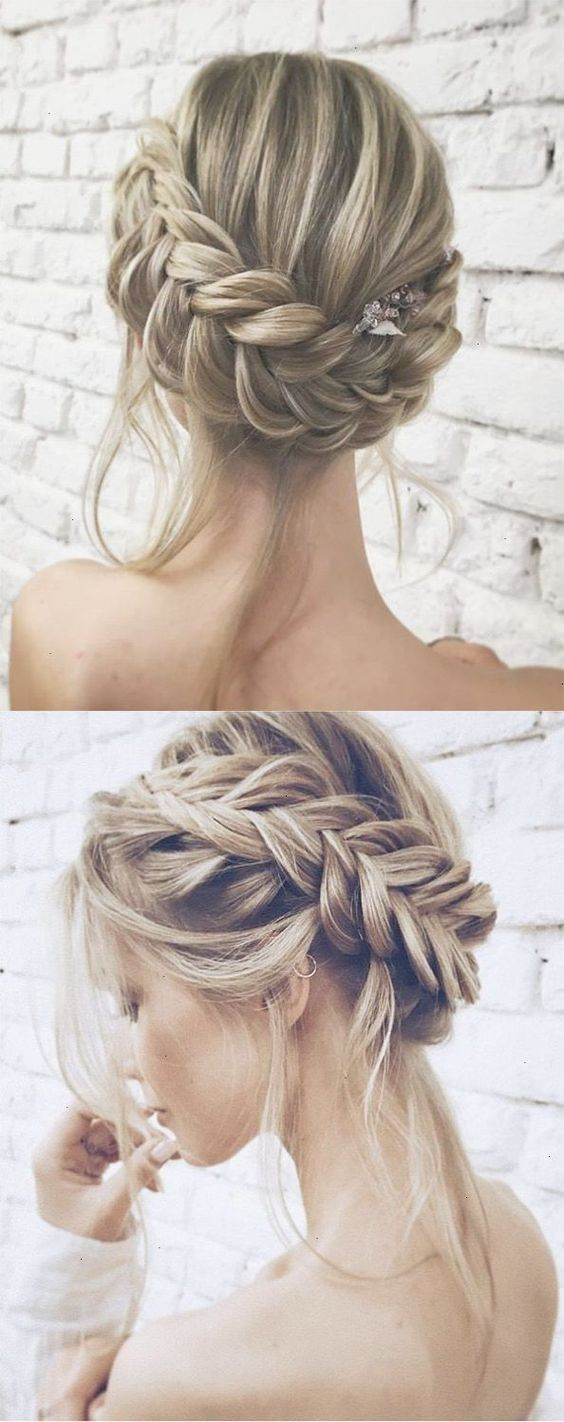 Hairstyle For Strapless Dress 33 Wedding And Prom Ideas Wedding Hairstyles Hair Dress Hair Hairstyle Easy Updo Hairstyles Short Hair Updo Hair Styles