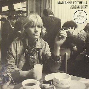 Marianne Faithfull Song Lyrics
