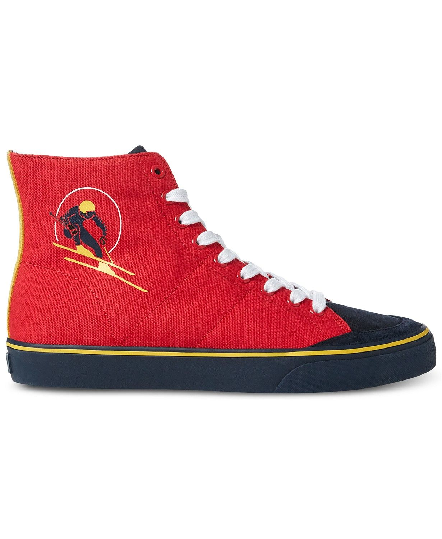 Polo Ralph Lauren Boys' Quilton Bear Sneaker | Dillard's