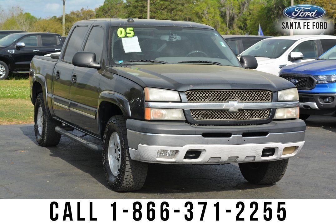 Used 2005 Chevrolet Silverado 1500 Z71 Truck For Sale Gainesville Fl 39739q Chevrolet Silverado Chevrolet Silverado 1500 Chevrolet