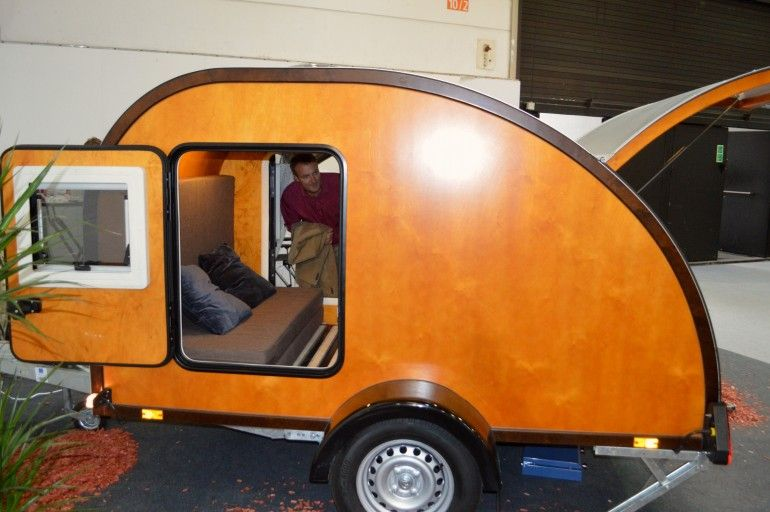 The Latvian built Kulba trailer   pretty awesome  I love this tear drop  style. The Latvian built Kulba trailer   pretty awesome  I love this tear
