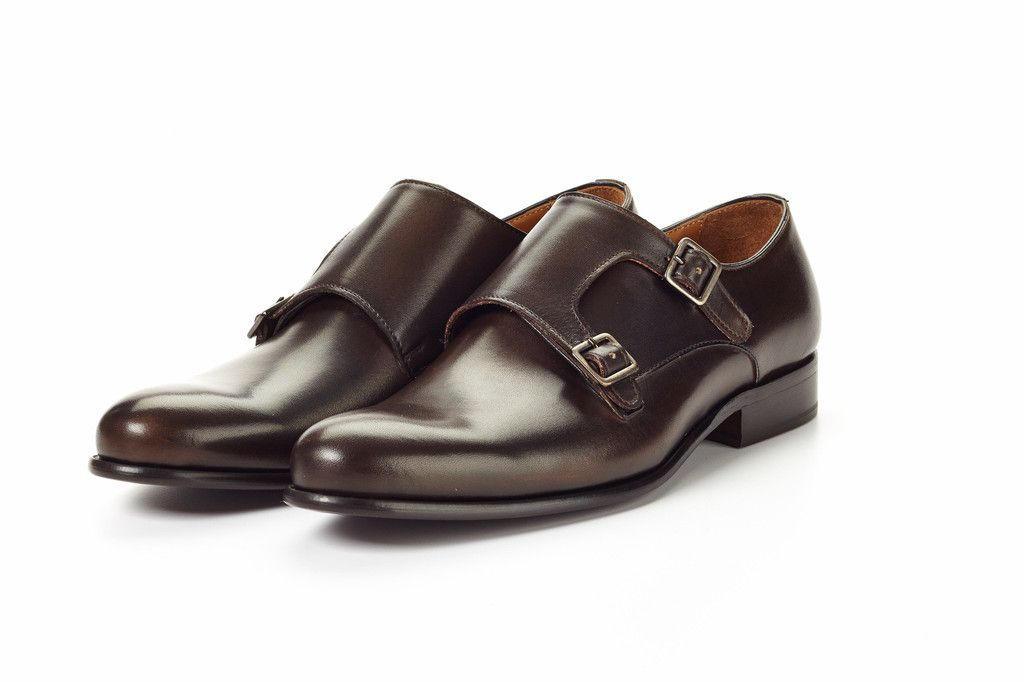 Handcrafted Mens Double Monk Strap Shoe | Paul Evans It's so beautiful