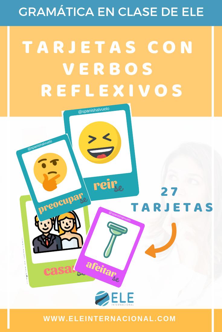 Verbos Reflexivos En Clase De Espanol Actividades Para A1 Spanish Grammar Juegos Para Trabajar Gramatica Spanis Verbos Reflexivos Verbos Verbos En Espanol [ 1102 x 735 Pixel ]