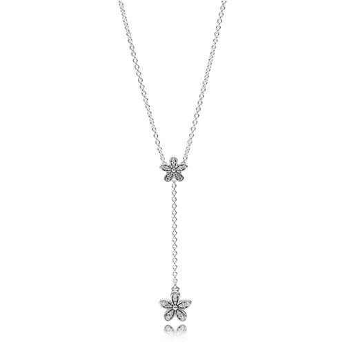 f75b0e03d48b Pandora Dazzling Daisies Necklace
