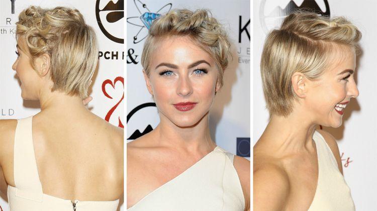 Silvester Frisuren Für Kurze Haare Zum Nachmachen Inspiriert