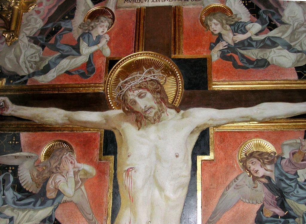 вашего распятие христа джотто картинки самом деле