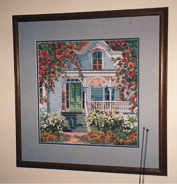 Rose Terrace The Cottage Collection DMC
