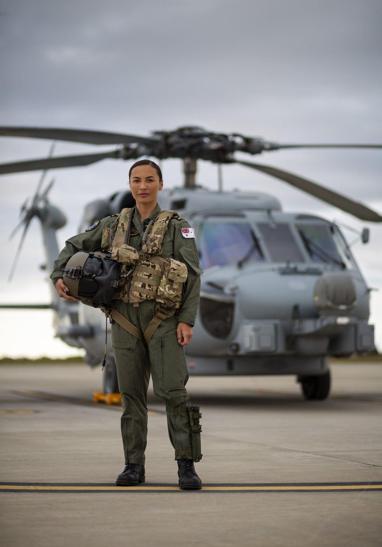 Join the Navy! (MH60R) Royal australian navy, Joining