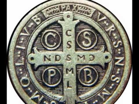 Medalla Exorcismo De San Benito Oracion San Benito Medallas De San Benito Oración A San Benito