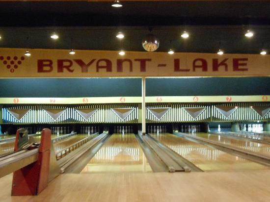 Bryant Lake Bowl Minneapolis City Feeling Minnesota Lake