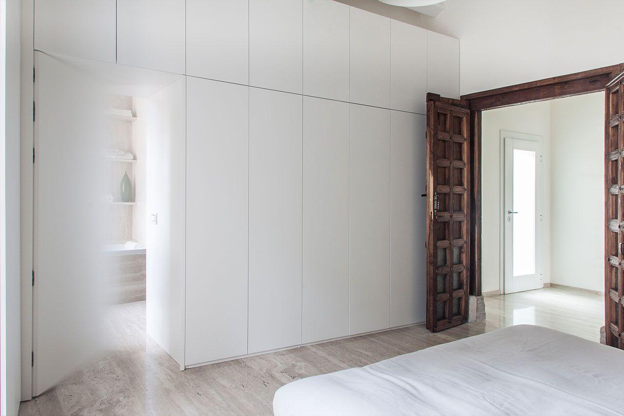 Porte Dissimulée Dans RangementsSTUDIO TRAMAS Mauro Soddu Brico - Porte renovation