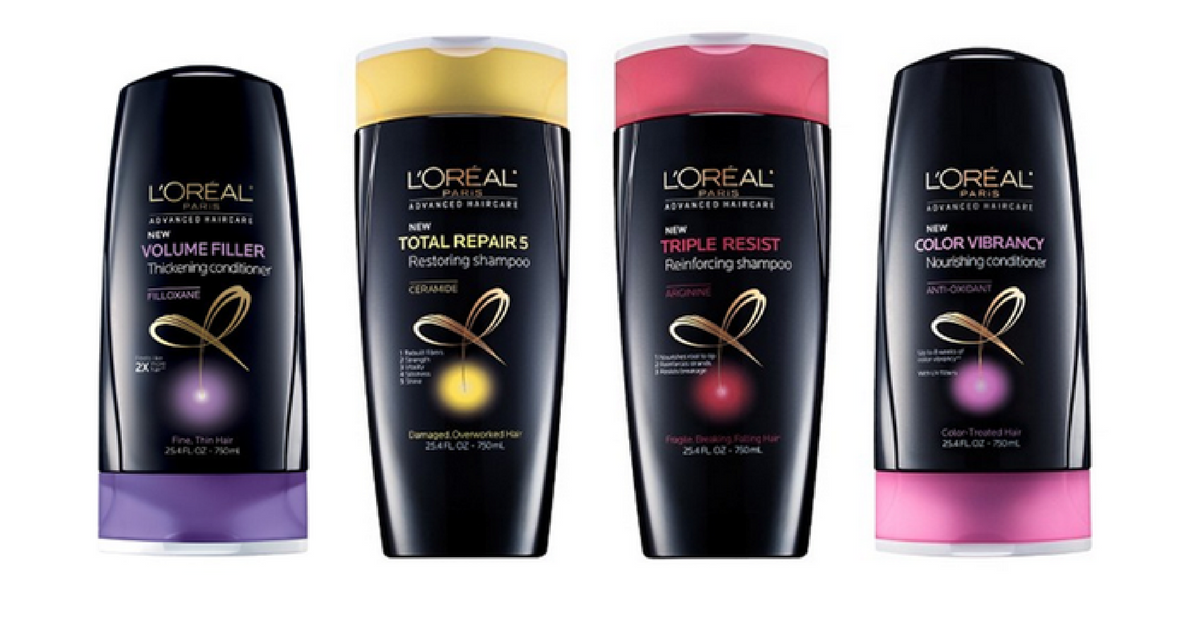 So Excited! FREE L'Oreal Advanced Hair Care at CVS! (Save