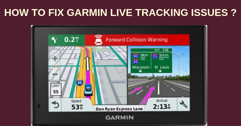 GarminLiveTracking Garmin has a series of unique products which they
