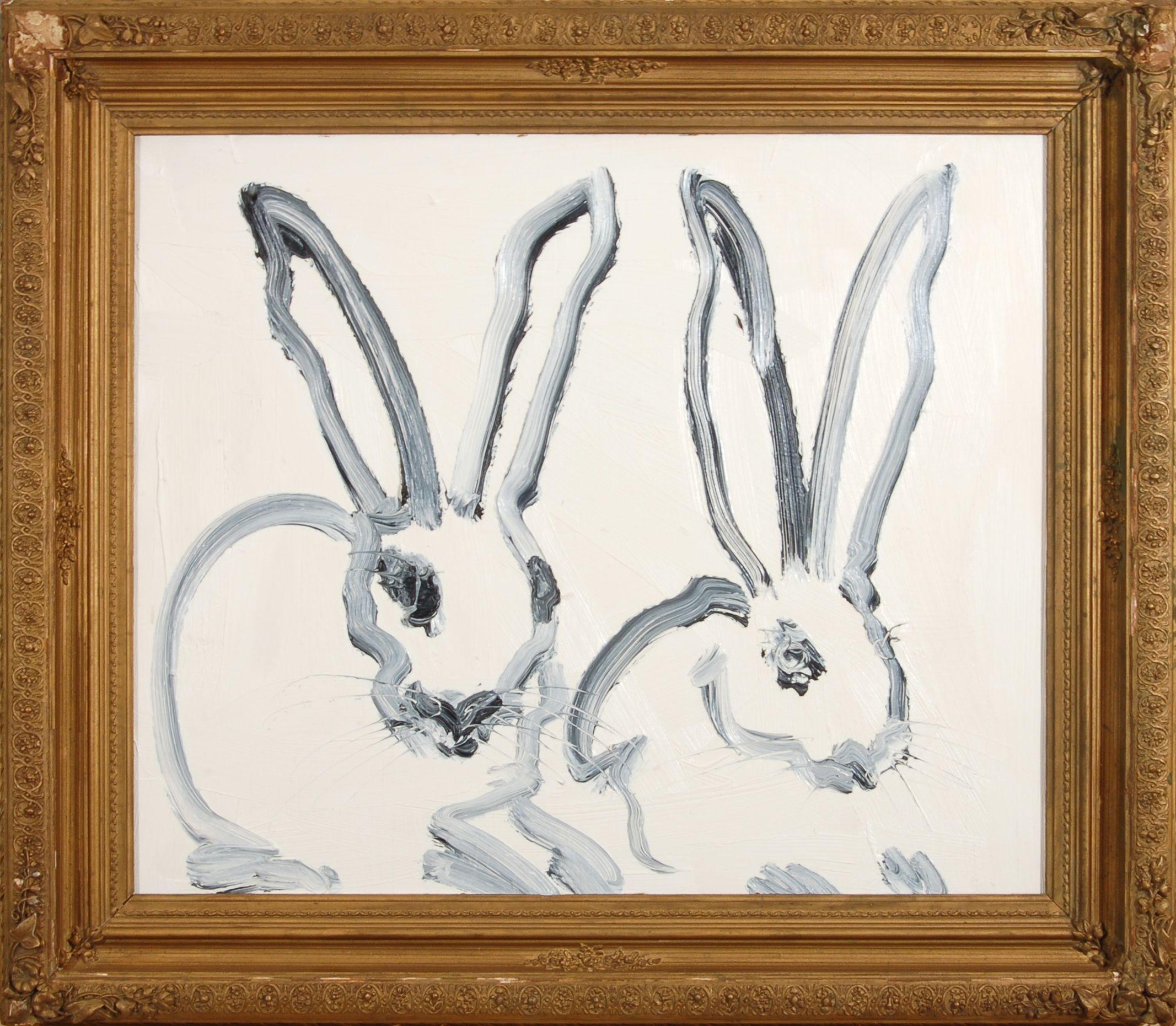 Hunt Slonem bunnies Hunt slonem bunnies, Hunt slonem