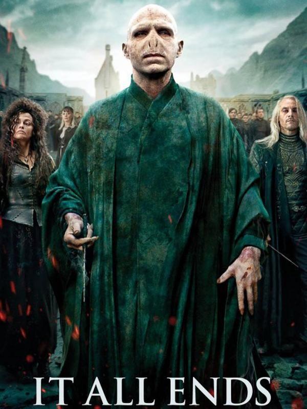 film Harry Potter 7 - partie 2 2011 en streaming | Potter ...  film Harry Pott...