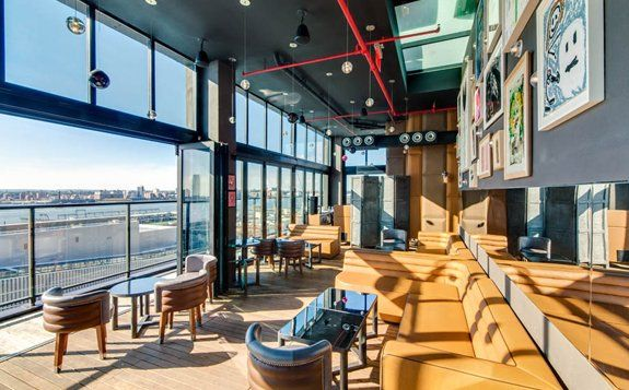 Bar Hugo With Images Nyc Rooftop Nyc Hotels Panoramic