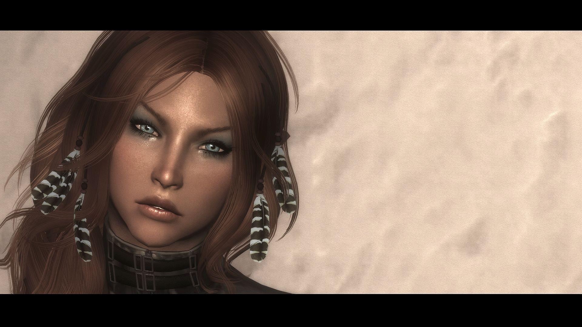Danariel Stormbow Follower with Body Changer at Skyrim Nexus - mods