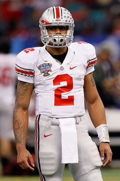 ohio state terrelle pryor jersey