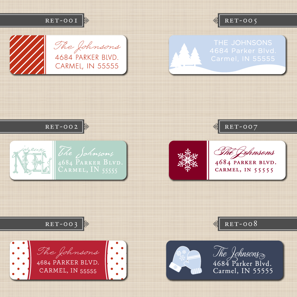 avery holiday templates