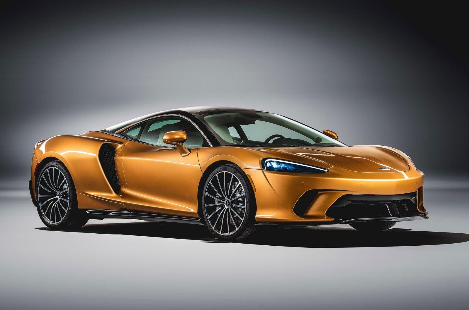 Mclaren Gt Sports Cars Luxury Mclaren Most Popular Cars